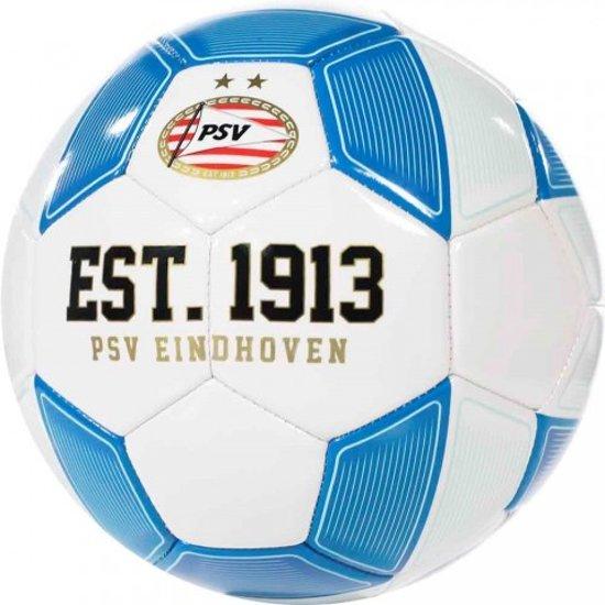 31ad9c8c46f PSV Eindhoven minibal blauw/wit 'official item' - 1891 Shop
