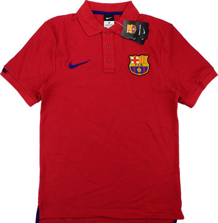 Desfavorable Torbellino Plaga  FC Barcelona nike polo (official item) - 1891 Shop