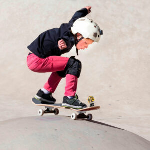 Skateboards en steps